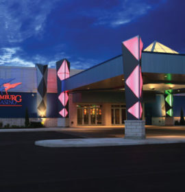 Hamburg Casino at Buffalo Raceway/The Fairgrounds
